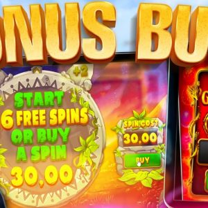 BONUS BUY SLOT COMPILATION! feat Dragon Fall Iron Bank and MORE!
