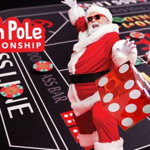 Christmas Color Up Craps Strategy | Vs Challenge