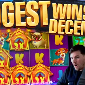 FRUITY SLOTS December HIGHLIGHTS! Epic Slot Wins!!