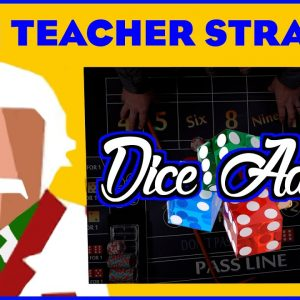 How Math Teacher Wins at Casino Craps (Craps Betting Strategy)