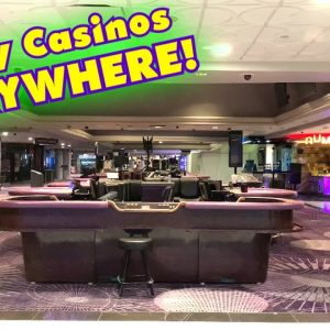EXPLORING AN EMPTY LAS VEGAS! Where's all the people? - COVID-19 update from Inside the Casino