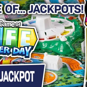 🎡 The Game of Life Is a GAME OF JACKPOTS ‼ Do NOT Miss This One + Lock It Link!