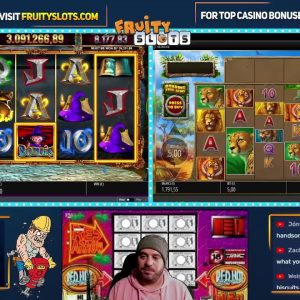 LIVE Slots with Jamie! type !3K for exclusive giveaways