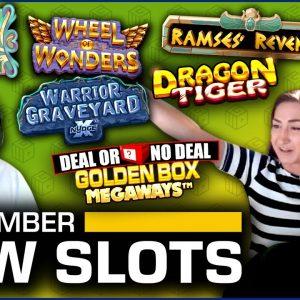 New Slots of November 2020