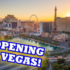 LAS VEGAS IS REOPENING! What to expect when you go? - COVID-19 update from Inside the Casino
