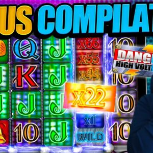 ONLINE SLOT BONUS COMPILATION feat The Doghouse, Danger, And MORE!!