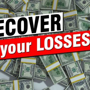 REGAIN your LOSSES! [New Roulette Strategy]