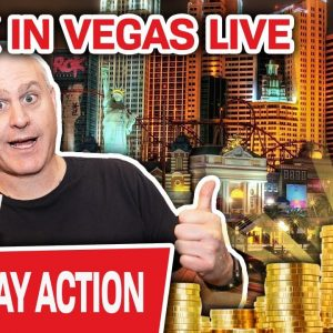 🔴 Back in Las Vegas LIVE 🎰 High-Limit Slot Machines Are ALL THAT I PLAY