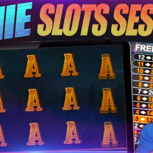 SLOT BONUS COMPILATION Feat Ramses Revenge, Razor Shark And MORE!