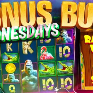 SLOTS BONUS BUY WEDNESDAYS FEAT. VIEWERS! Episode #3