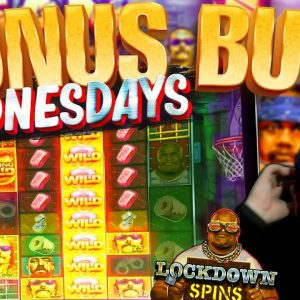 SLOTS BONUS BUY WEDNESDAYS FEAT. VIEWERS! Episode #4