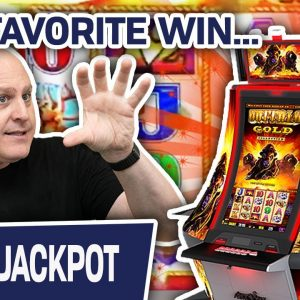 🐃 BUFFALO GOLD Jackpot HANDPAY! 🍻 Fan Favorite WIN on a Fan Favorite SLOT MACHINE