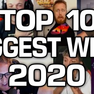 Top 10 - Biggest Wins of 2020