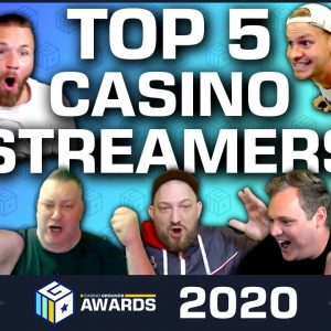 Top 5 Casino Streamers of 2020