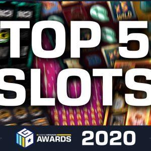Top 5 Slots of 2020