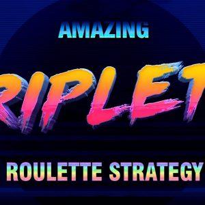 Triplets Roulette Strategy: $700 in 10 min.