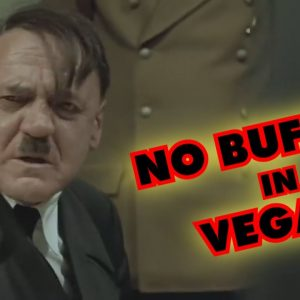 CORONAVIRUS RUINS HITLER'S VEGAS VACATION! - No more buffets in Vegas - Inside the Casino