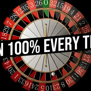 Win Roulette From Home (100% guaranteed)