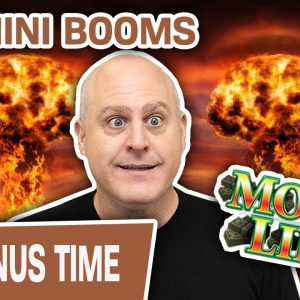 🎉 2 x MINI BOOMS AT THE CASINO: 💣 💣 I. Love. MONEY LINK SLOTS