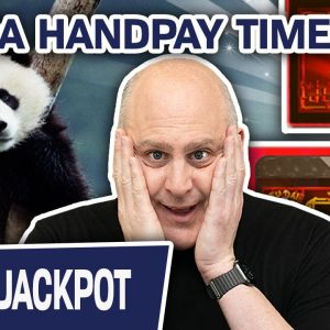 🐼 JACKPOT Playing Fu Dai Lian Lian: Panda 🎰 Come Join Me for SERIOUS SLOT ACTION
