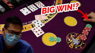 🔥 BIG!? 🔥10 Minute Blackjack Challenge - WIN BIG or BUST #79