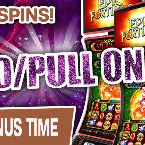 🥠 EPIC $50 SPINS on EPIC Fortunes Slots! 💣 Mini BOOM, Anyone?