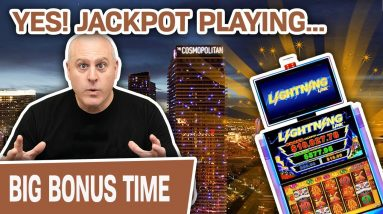 🤑 YES! Las Vegas Slots = JACKPOT ⚡ High-Limit Lightning Link for the Win!