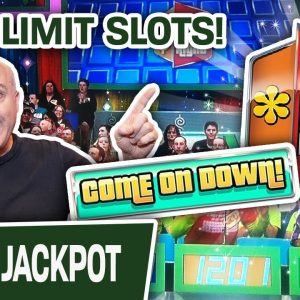 🎙 Handpay… COME ON DOWN! 😱 High-Limit Slots at The Cosmo Las Vegas