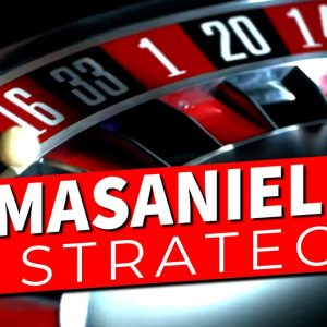 Effective Roulette Strategy for the Even Chances! [MASANIELLO]