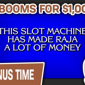 🙋‍♂‍ We'll Take MINI BOOMS for $1,000! 📺 Jeopardy Slots & Kronos on the Vegas Strip