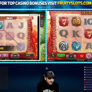 LIVE Slot Battle Wednesday - Twitch v Tube! (TESTING IDEA!)