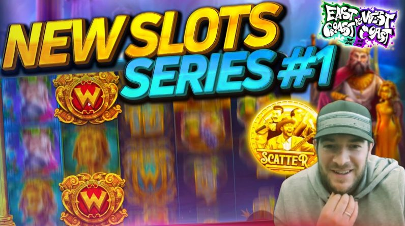 NEW SLOTS SERIES #1 - Chaos Crew, Joker King and MORE!