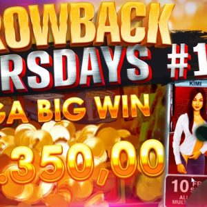 Online Slots - THROWBACK THURSDAYS! #1