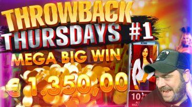 Online Slots - THROWBACK THURSDAYS! #1