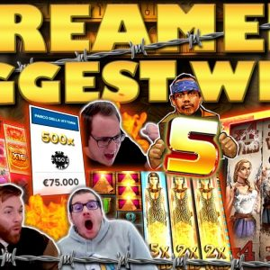 Streamers Biggest Wins – #5 / 2021