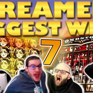 Streamers Biggest Wins – #7 / 2021