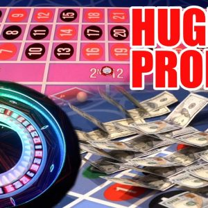 BEST ROULETTE SYSTEM! EVER?! LIVE $2000 BUY IN ROULETTE At Strat Hotel & Casino