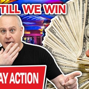 🔴 We KEEP PLAYING SLOTS Until We WIN 🎰 High-Limit LIVE CASINO Action
