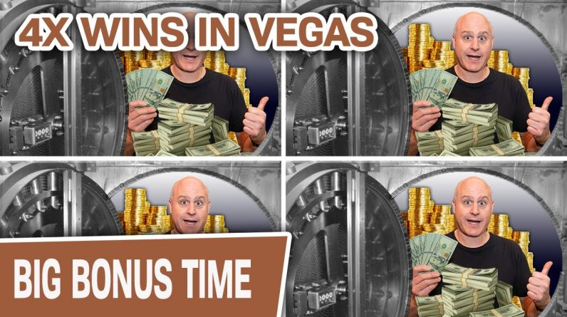 🍀 4X WINS at The Cosmo in LAS VEGAS 🗝 Let Me Into THE VAULT