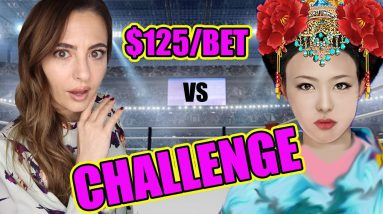 $125/BET Ultimate Challenge on Autumn Moon in Las Vegas!