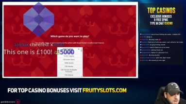 20 JUICY BONUSES TO OPEN! TYPE !GUESS TO GET INVOLVED!