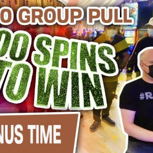 💯 100 SPINS TO WIN 🎰 $5,000 IN for Hollywood SLOT GROUP PULL