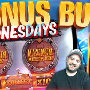 BONUS BUY WEDNESDAYS!! feat Cubes 2, White Rabbit And MORE!