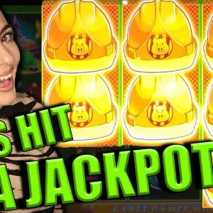 BONUS on HUFF N' PUFF - Let's Hit a JACKPOT!