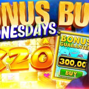 BONUS BUY WEDNESDAYS FEAT. VIEWERS! Episode #10 | So Many Bonuses | Best Bonus Buy Slots