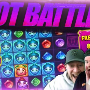 EPIC SLOT BATTLE SUNDAY! FEAT 3-WAY BONUS BUYS!