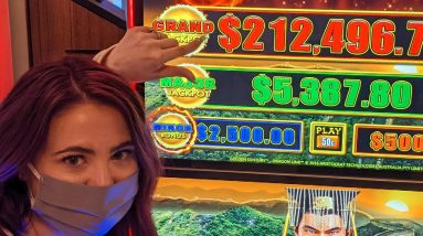 🔴 LIVE From HARD ROCK TAMPA! HIGH LIMIT JACKPOTS!!