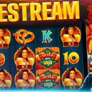 High Stakes Online Slots! £500 Giveaway type !voodoo