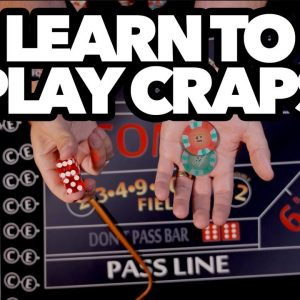 How To Play Casino Craps (Beginner Series)