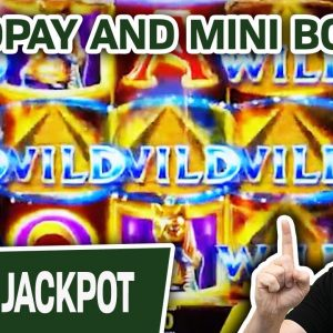 💥 Handpay AND Mini Boom! What More Could a Slot Player Want? 🌴 HARD ROCK SLOTS